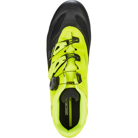 Mavic Crossmax Elite Zapatillas Hombre, safety yellow/black/black